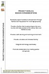 PDF of Belgrade Elementary: Project Goals and Design Considerations