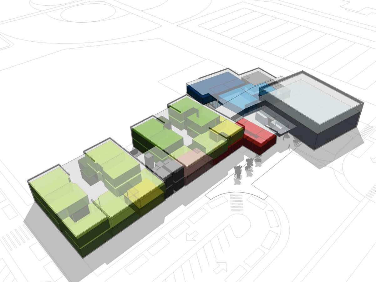 Design For Belgrade Elementary Comma Q